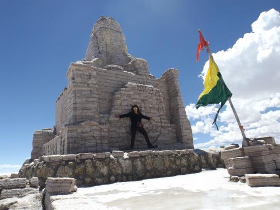 Oasis Bolivia: Dakar Bolivia