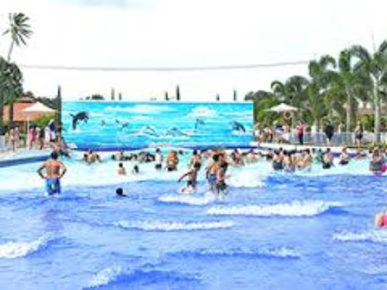 Cali, Colombia: Wave Pool