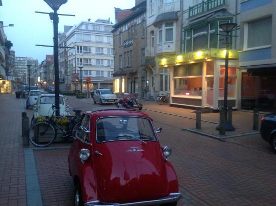 Westende, Belgia: welkom, bienvenue, welcome, willkommen...