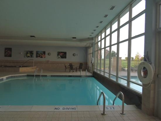 Drury Plaza Hotel Nashville Franklin: Indoor/Outdoor Pool