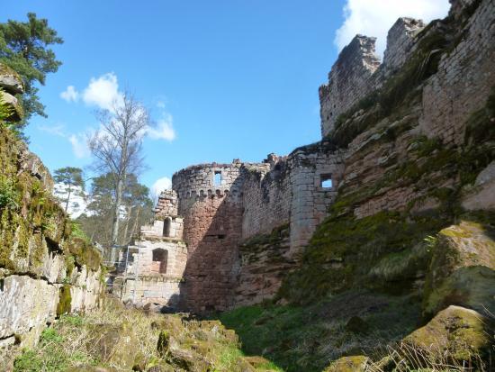 Chateau du Scheoneck