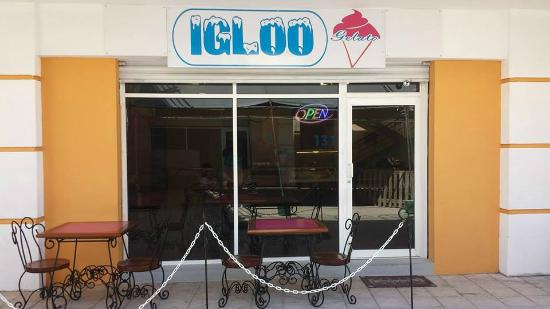 ‪Igloo Gelato Italian Ice Cream‬