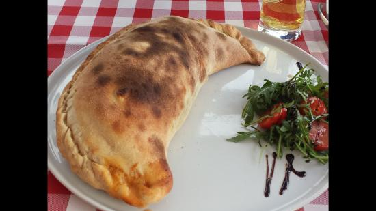 Little Italy : calzone