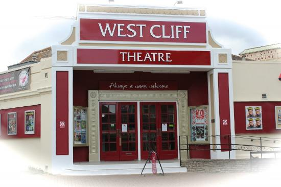 ‪West Cliff Theatre‬