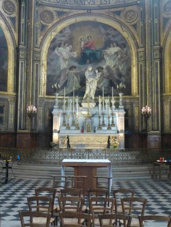 Paris, Prancis: Saint-Eustache