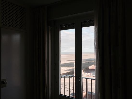 Hotel La Terrasse : Chambre Twins standard vu sur mer