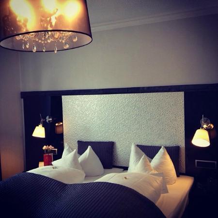 Business Wieland Hotel: Номер