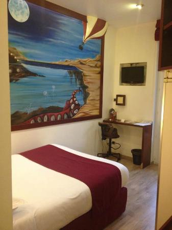 Ideal Sejour Hotel hotel de charme original: chambre