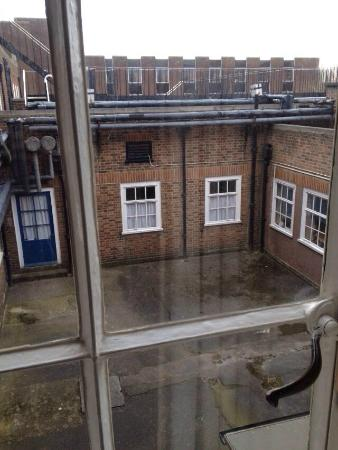 The Derby Conference Centre: View from 2nd floor south wing room