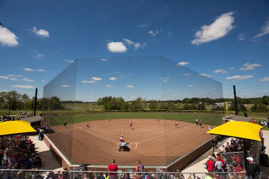 Grand Park- The Sports Campus at Westfield has baseball and softball diamonds, soccer fields and