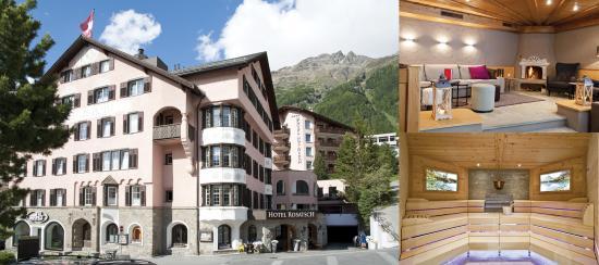 Hotel Rosatsch: Mix