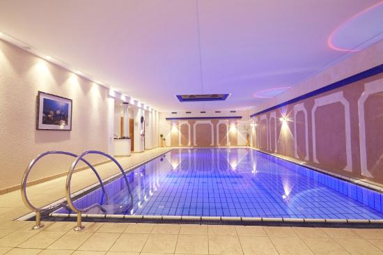 Erfurths Bergfried Ferien & Wellnesshotel: Innenpool