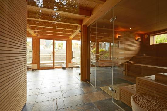 Hinterzarten, Německo: Gartensaunahaus
