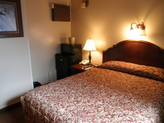 Beluga Lake Lodge : Room