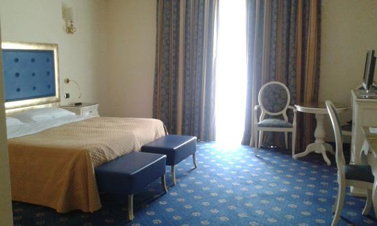 Hotel All'Alba: La nostra camera
