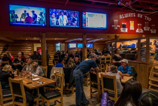 Sockeye Grill and Brewery: Fairview offers big screen and multipleTV's for viewing our sports packages..