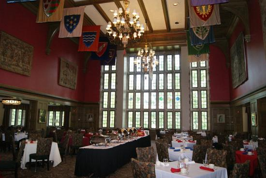 Indiana Memorial Union Biddle Hotel and Conference Center: Tudor Room