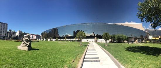 National Museum Quito: Muita cultura Equatoriana