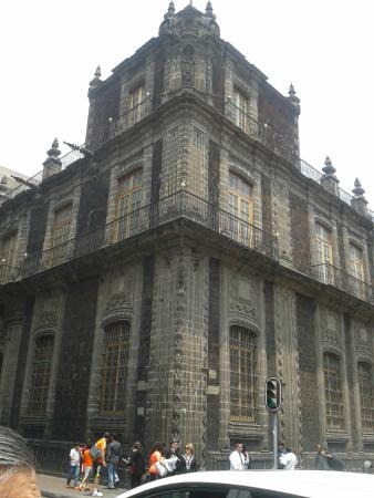 Palace of the Counts of San Mateo de Valparaiso and Marquises of Jaral de Berio