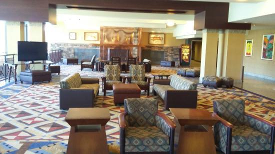 Inn of the Mountain Gods Resort & Casino: Zona de descanso