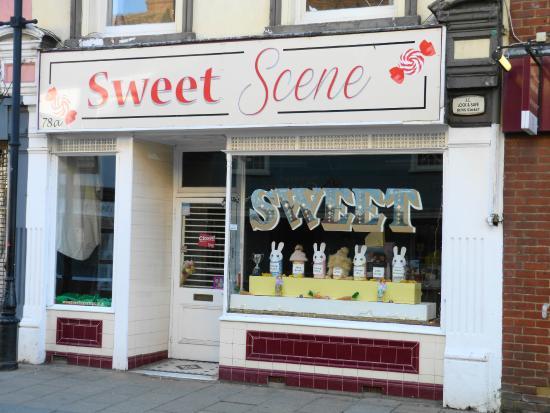 The Sweet Scene