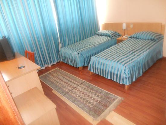 Hotel Centar Skopje : My room