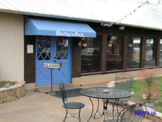 The Hotel Limpia : Blue Mountain Bistro