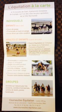 Courseulles Équitation