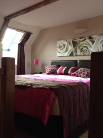 Park Farm Hotel: Beedroom