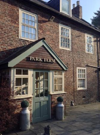 Park Farm Hotel: Loved it here.