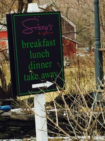 Middletown Springs, VT: Sissy's Kitchen - Take out at its best!
