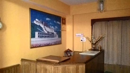 Hotel Pomra: Office