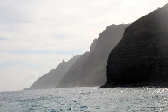 Kilauea, HI: coastline