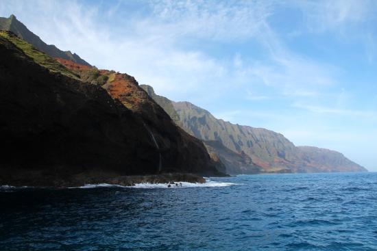 Kilauea, Hawái: scenery
