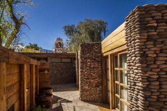 Lodge Andino Terrantai: Hallway