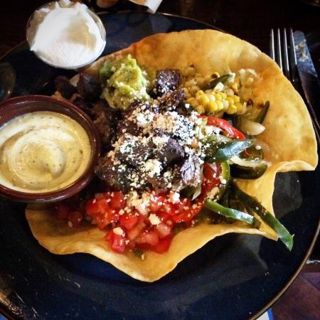 Anejo Mexican Bistro & Tequila Bar: Salad;)