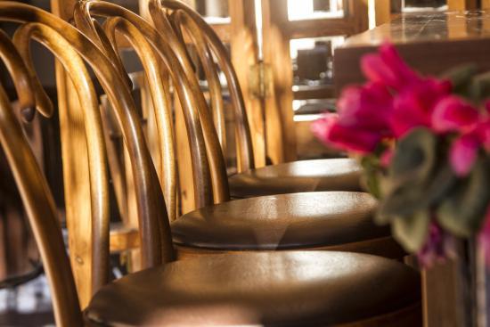Lodge Andino Terrantai: Bistrobar Likan