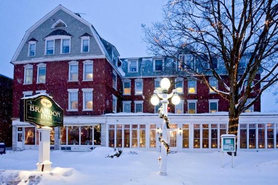 Winter Wonderland at The Brandon Inn
