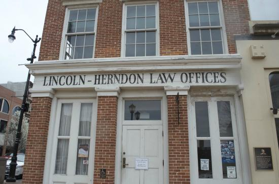 Lincoln-Herndon Law Offices State Historic Site: Lincoln-Herndon Law Office