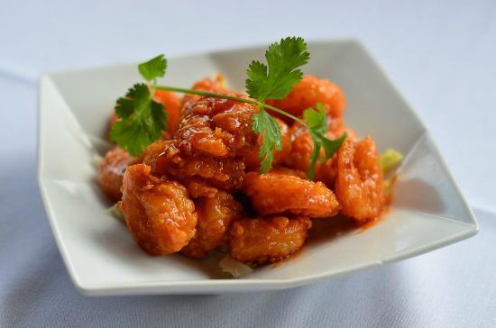 Xi'an Crackerjack Crispy Shrimp
