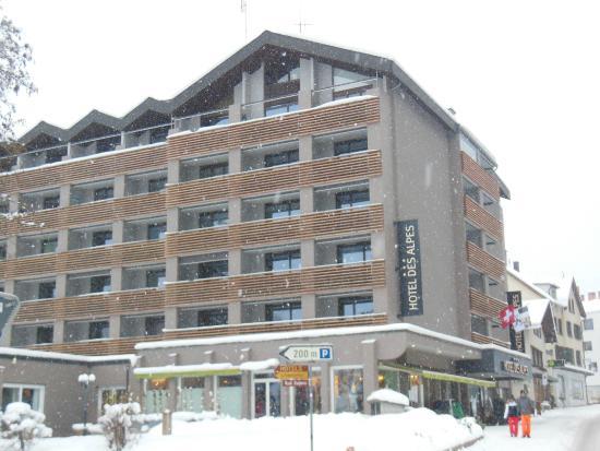 Hotel des Alpes ristorante- Pizzeria al Forno