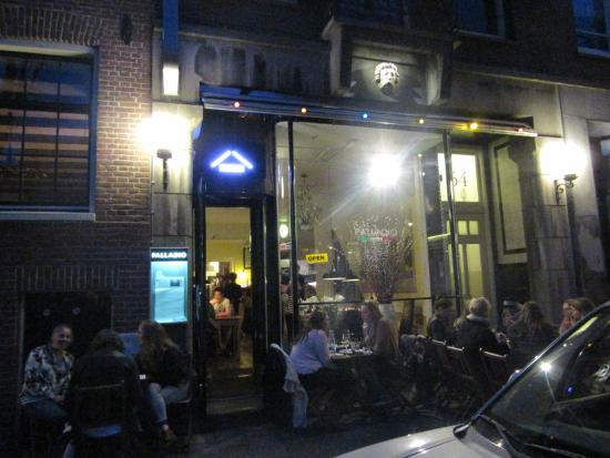 Palladio Restaurant: Palladio features outdoor & cozy indoor Italian dining.