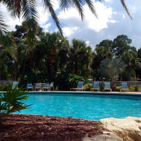 Sunshine Travel Rv Park Vero Beach