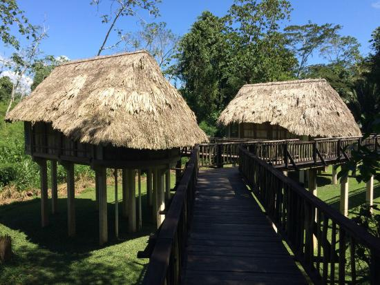 Pook's Hill Lodge : The two Bird Cabanas