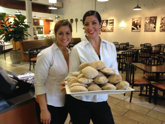 Sool Simone And Noelle Are The Owner S Daughters Who Manage Restaurant