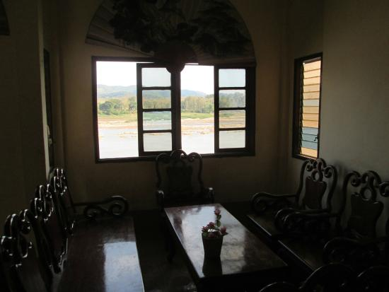 Pak-Lay, Laos: Common Room