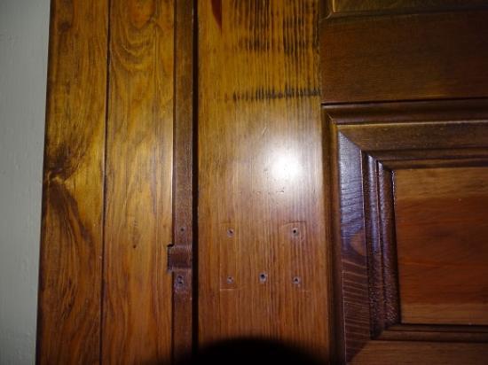 Pestillo puerta picture of parador de zamora zamora - Pestillo para puerta ...