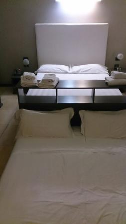Select Executive: Habitación triple, la cama de matrimonio y la cama en el suelo