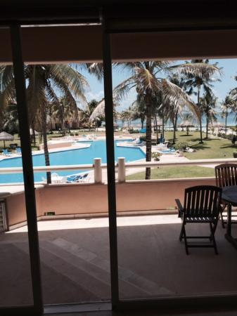 Villas Del Mar: Beautiful balcony view