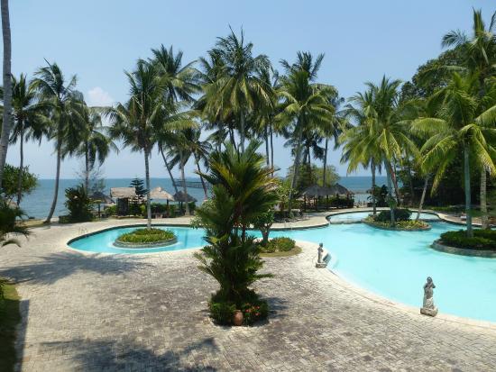 Exotische blumenwelt picture of turi beach resort for Exotische hotels